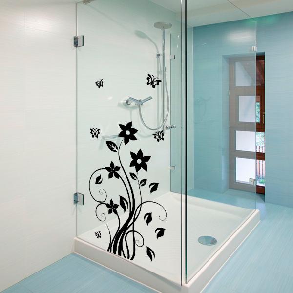 Armario Pequeno Para Banheiro ~ Adesivo para box de banheiro 1 Fran Adesivos Fran Adesivos