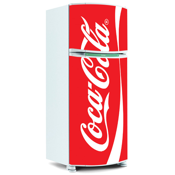 Adesivo De Kart ~ Adesivo de geladeira inteira Adesivo de geladeira inteira