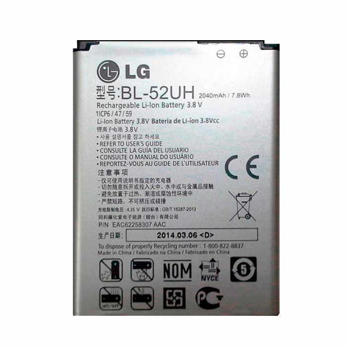 Bateria LG L70 D325 Original