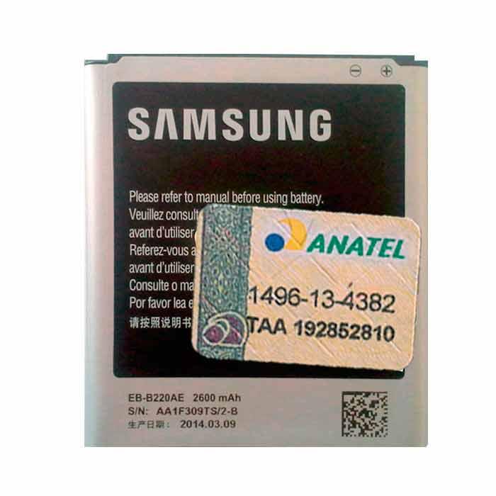 Bateria Gran Duos 2 II Original - Bateria Samsung