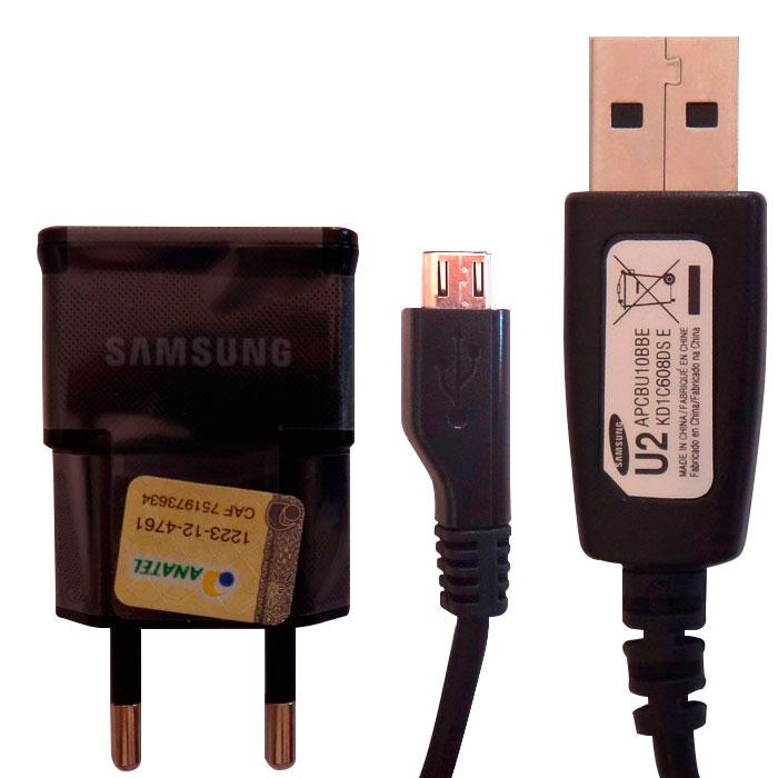 Carregador Samsung Galaxy S5 Mini Duos SM - G800 Original