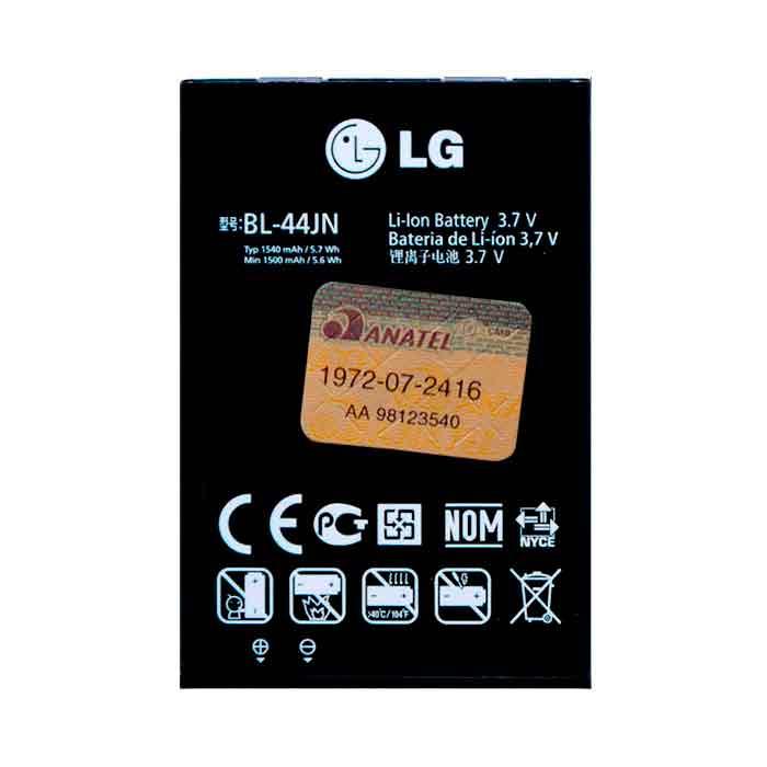 Bateria LG A395 QuadChip BL - 44JN Original