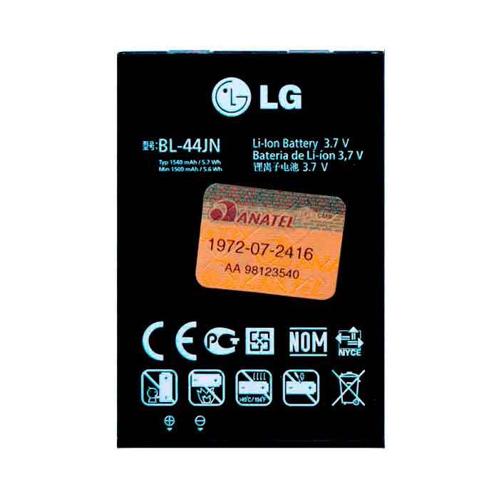 Bateria LG Optimus L1 II E475 BL - 44JN Original