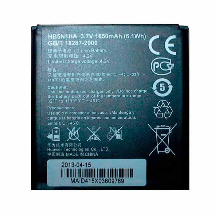 Bateria Huawei HB5N1HA NEXTEL U8667 Original
