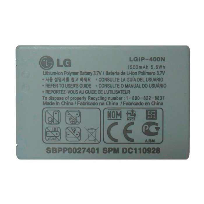 Bateria LG GW620F Android 3G Wifi Original
