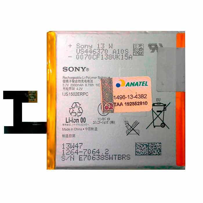 Bateria Sony Ericsson Xpéria LIS1502ERPC Original