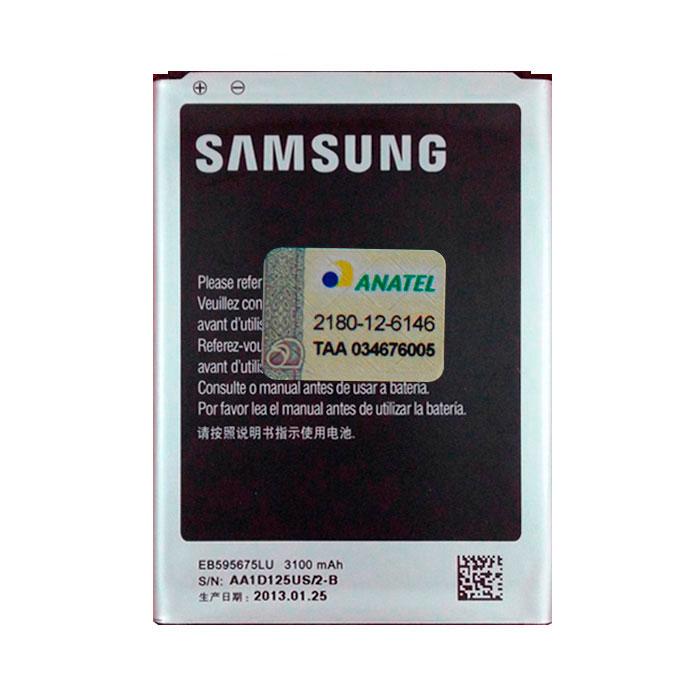 Bateria Samsung GH43 - 03756A EB595675LU Galaxy Note 2 Original