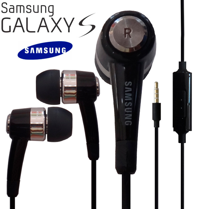 Fone de ouvido Samsung Galaxy ON7 Preto Simples