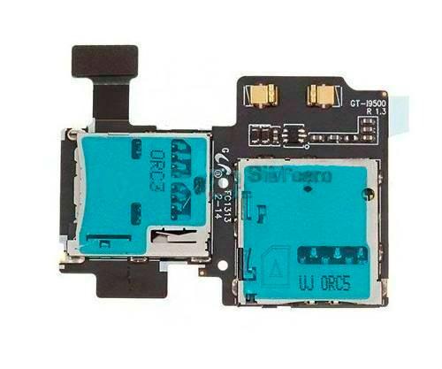 Conector de Chip Samsung Galaxy S4 Original