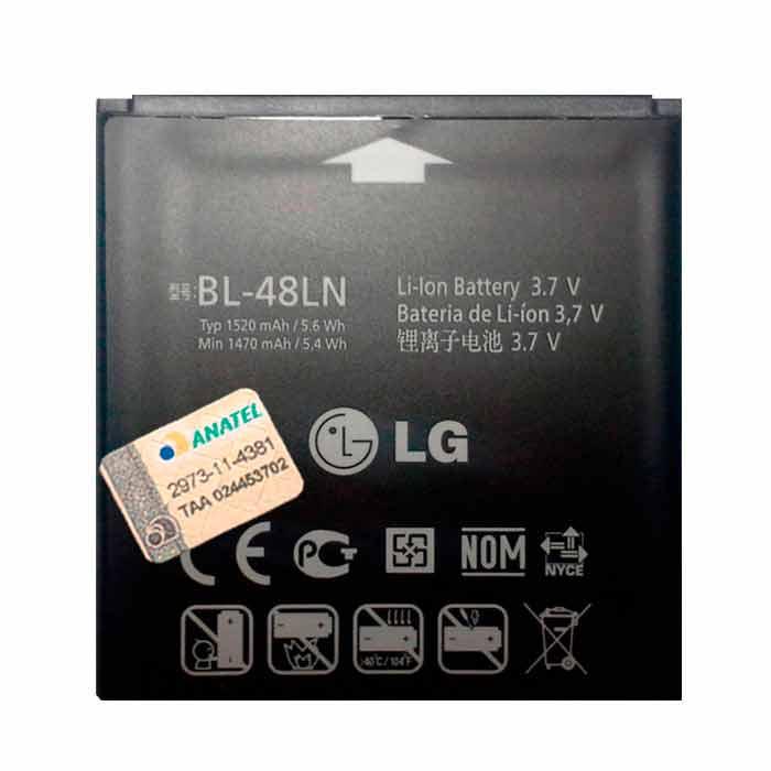 Bateria LG P720 Optimus 3D Max
