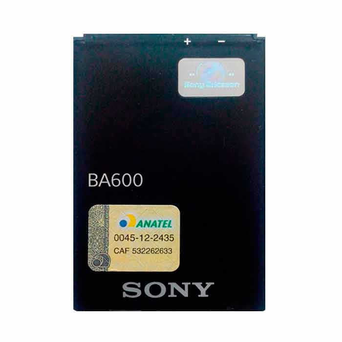 Bateria BA600 Sony Ericsson Original