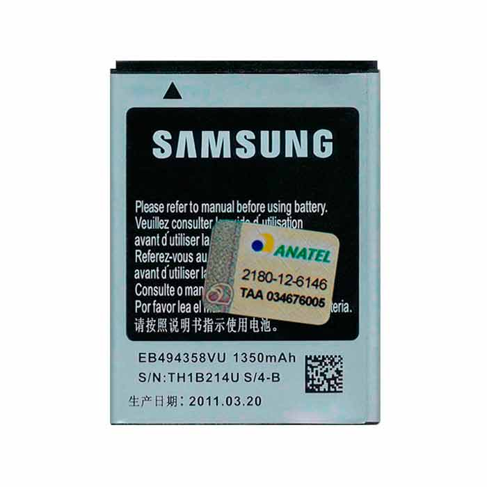 Bateria Samsung Galaxy Ace GT - S5830