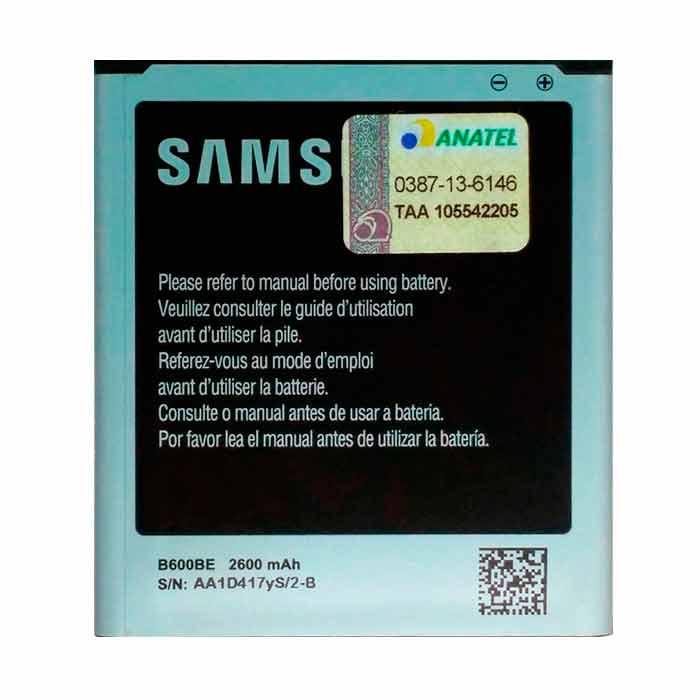 Bateria Galaxy S4 Active GT - i9295 - Bateria Samsung
