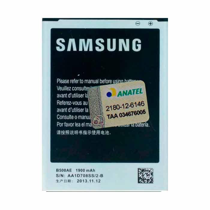 Bateria Galaxy S4 mini GT - i9192