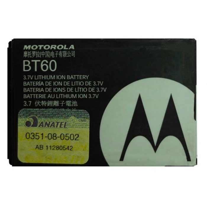 Bateria Motorola BT - 60 Original