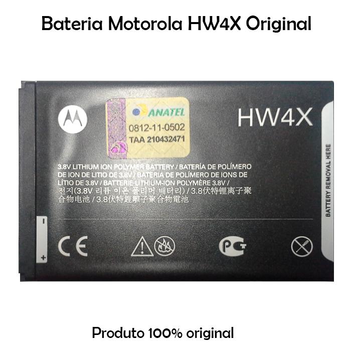 Bateria Motorola XT - 918 Original