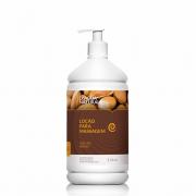 Loção para  massagem óleo de Argan