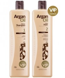 Vip Argan Oil Escova Progressiva - [Escova Progressiva Vip]