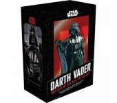 Kit Livreto + Estatueta Darth Vader: Together We Can Rule The Galaxy - Star Wars