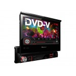 "DVD Player Automotivo Pioneer AVH-3580DVD Tela Retr�til 7"" Touchscreen"
