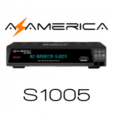 AZAMERICA S1005 HD - BLACK FRIDAY