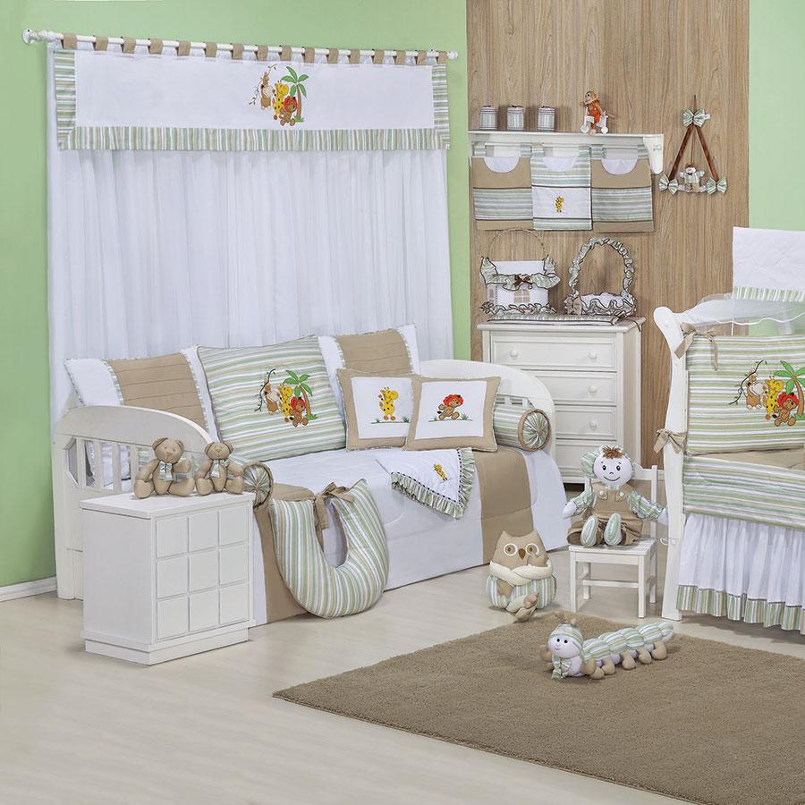 Enxoval Para Quarto De Bebe Safari ~ giz quarto completo enxoval bebe quarto completo enxoval bebe requinte