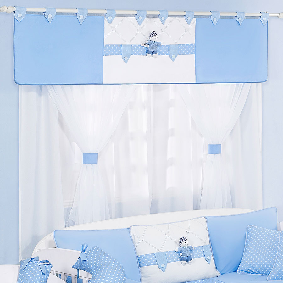 Cortina para quarto de bebe cortinas para quartos de - Cortinas para bebes ...
