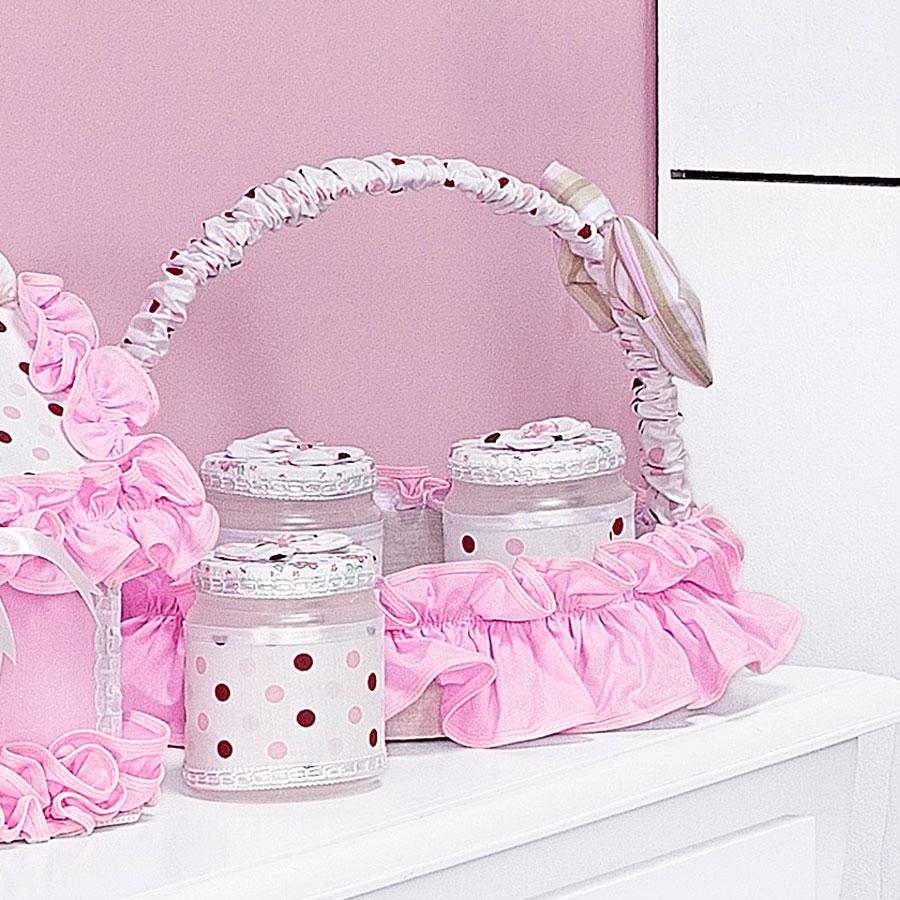 20170311044225 cestas e potes para quarto de bebe - Cestas de mimbre para bebes ...