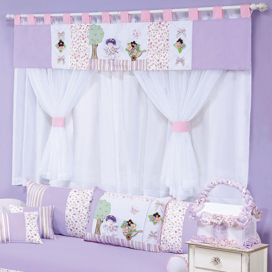 20170111070609 cortinas para quarto de bebe mix lar - Cortinas para bebes ...