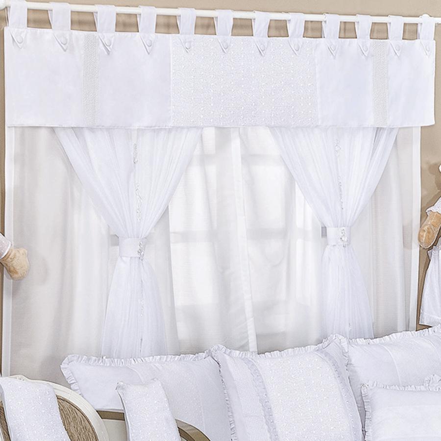Cortina quarto branco obtenha uma cole o - Cortina para bebe ...