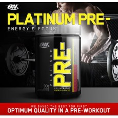 Platinum Pre-Workout | Optimum Nutrition