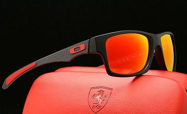 454a6c044ed óculos Oakley Ferrari Jupiter Carbon