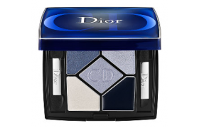 Sombra Dior 5 Couleurs Designer All-In-One Artistry Palette - Navy Design