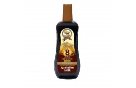Bronzeador Australian Gold Spray Gel Instant Bronzer FPS 8 125ml