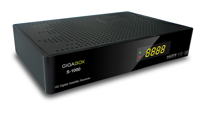 gigabox - NOVA ATUALIZAÇÃO DO SEU APARELHO GIGABOX S1000 HD. Gigaboxs1000png