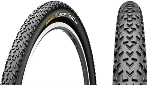 pneu continental race king 26 x 2 2 ciclorio bicicletas. Black Bedroom Furniture Sets. Home Design Ideas