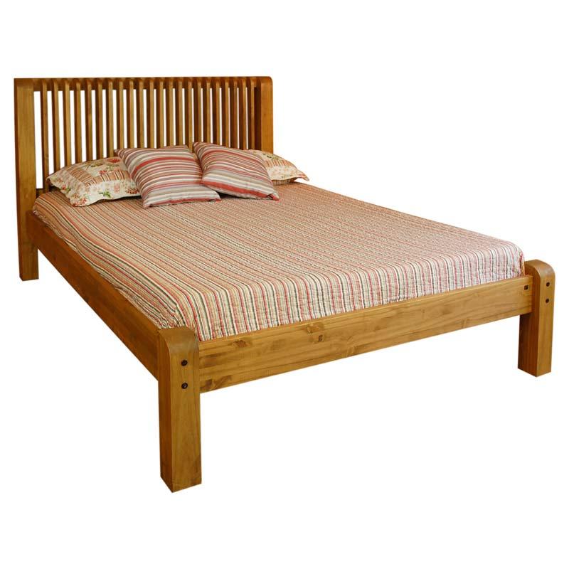 Camas rusticas de madera related keywords camas rusticas - Cama dosel madera ...