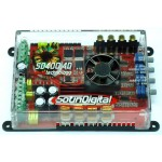 SD400.4D - Amplificador Digital Soundigital SD400.4D - M�dulo de pot�ncia de 4 Canais