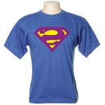 Camiseta Superman Bizarro
