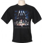 Camiseta Star Wars Antologia