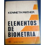Elementos de Biometria - Kenneth Mather