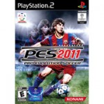 Game Pro Evolution Soccer PES 2011 - PS2
