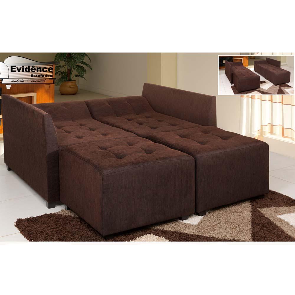 Sof cama casal e solteiro comprar no ponto frio pre os for Outlet de sofa cama