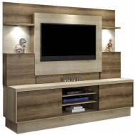 Home de sala para tv de lcd at� 50 - Accord champagne-ype
