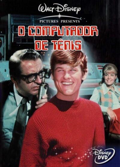 O Computador de Tênis Kurt Russell (1969) [ Dublado ]