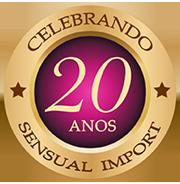 Celebrando os 20 anos de Sensual Import.