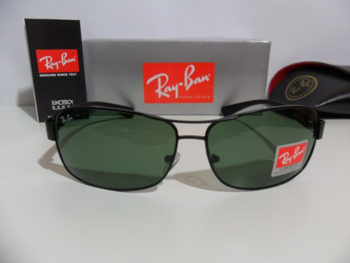 lentes ray ban genuine since 1937
