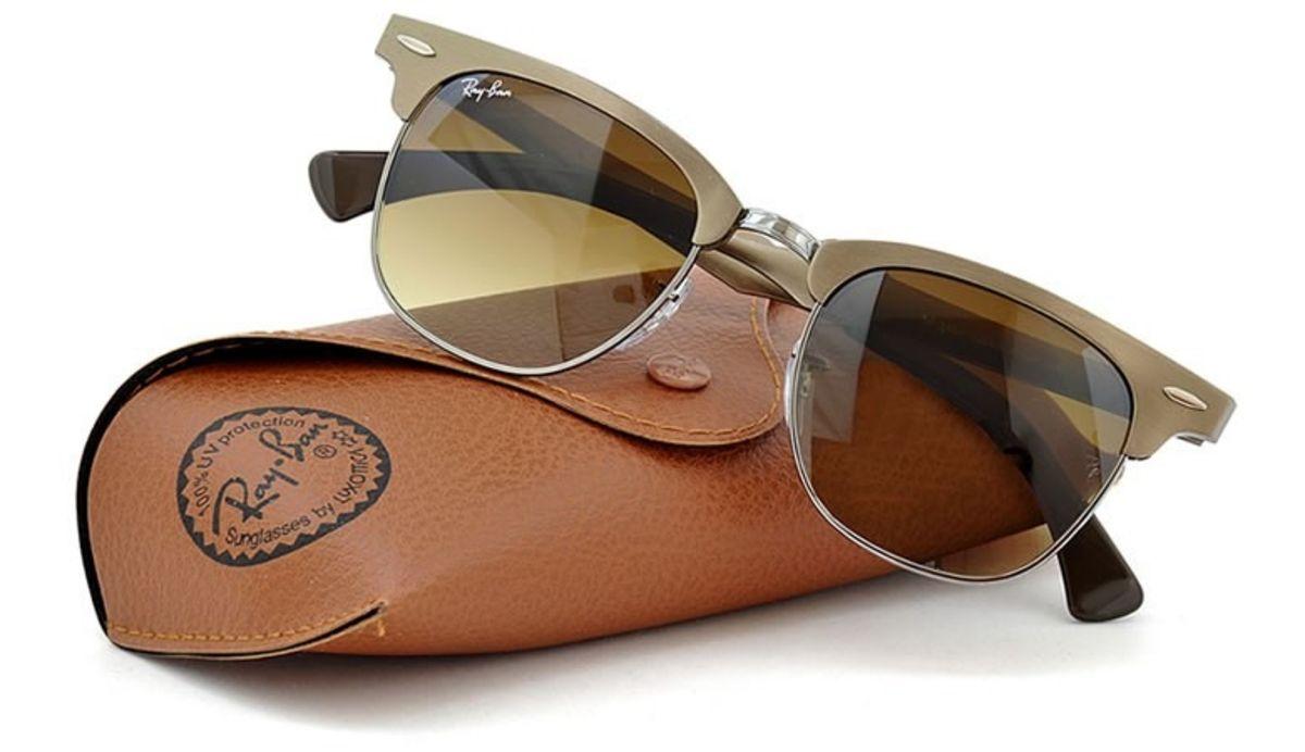 43afb271d4 ... oculos ray ban clubmaster original preço