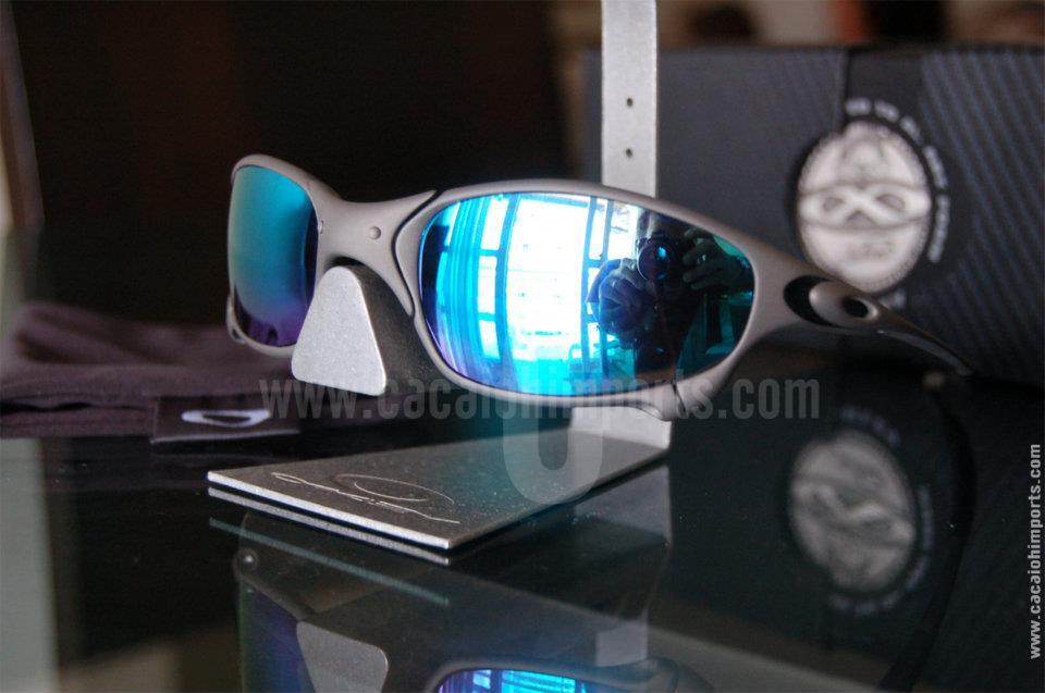 Oculos Oakley Juliet Plasma Ice « Heritage Malta 235b5cae2b