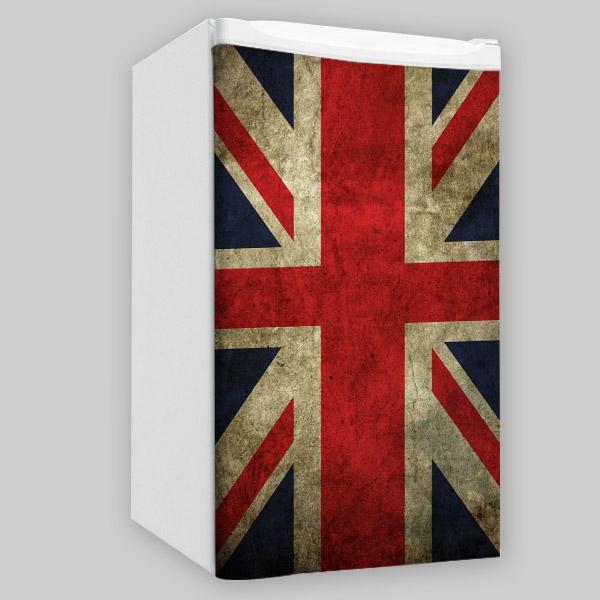 Adesivo para Frigobar  Adesivo para Frigobar Bandeira da Inglaterra